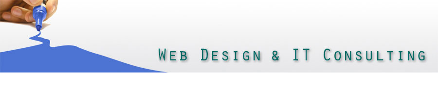 website design and it consulting